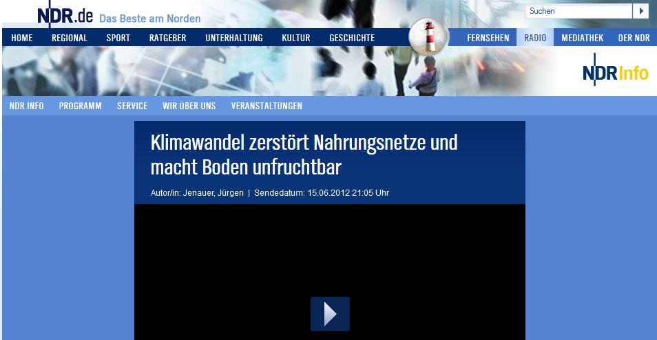 NDR Info Scherber